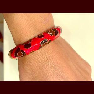 Metal bracelet from Express